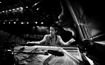 Vijay Iyer at Sonic Laboratory